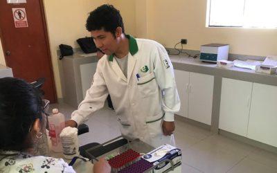 Camposol inaugura laboratorio clínico en Centro de Salud de Nuevo Chao