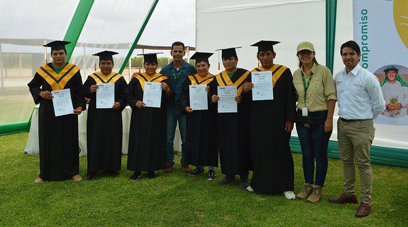 86 colaboradores de ACP fueron certificados por el Mintra