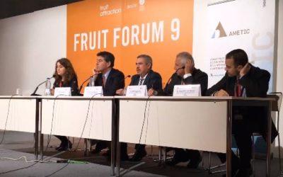 Mesa redonda: Oportunidades de colaboración internacional