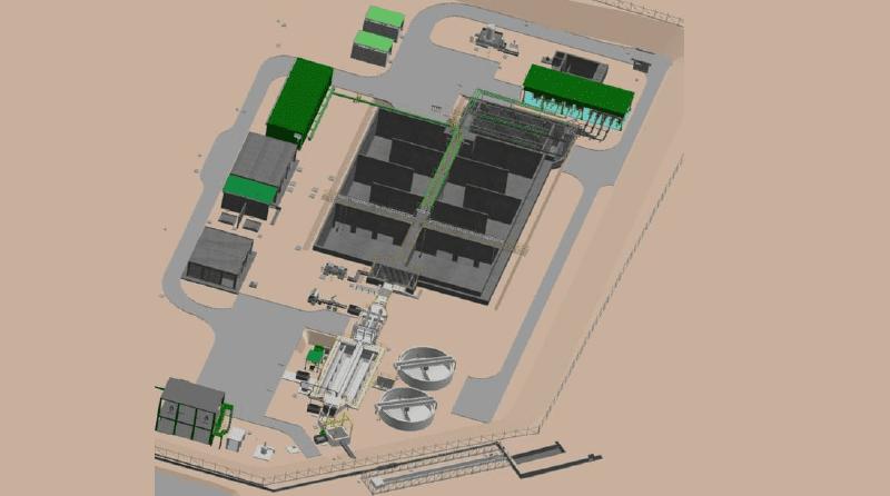 Agrokasa inició construcción de moderna Planta de Tratamiento de Aguas Residuales en Ica