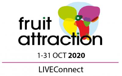 Así será Fruit Attraction LiveConnect 2020, la edición 'telepresencial' de la feria