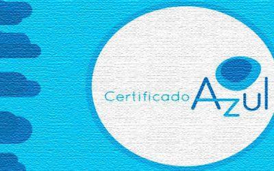 Certificado Azul ha permitido el ahorro de más de 3 millones de m3 de agua en los últimos años