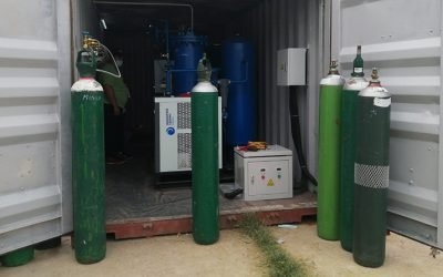 Planta de Oxígeno donada al Hospital de Chepén ya funciona a su máxima capacidad