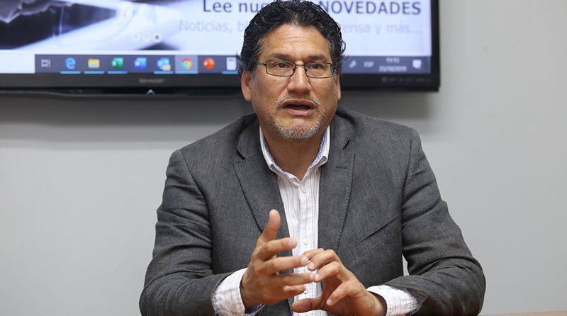 """Gabriel Amaro: """"En el caso de la agricultura, quedaron muchos temas que no se mencionaron para fortalecer y desarrollar el sector"""""""