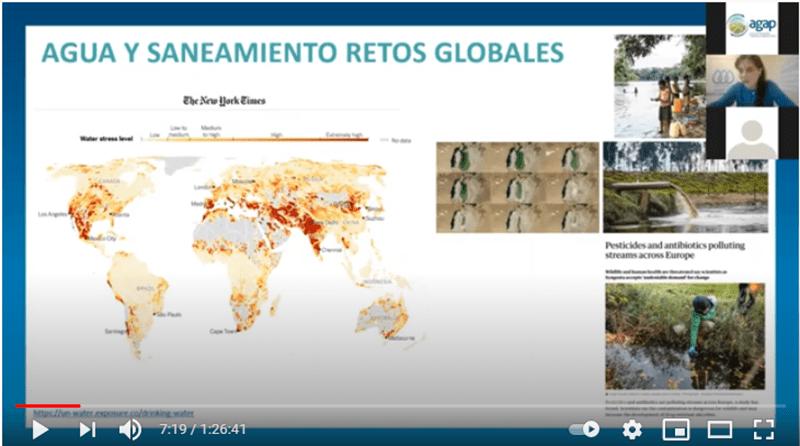 Webinar: Gestión Sostenible del Agua para Agricultura Sostenible. Caso de Liderazgo en Perú