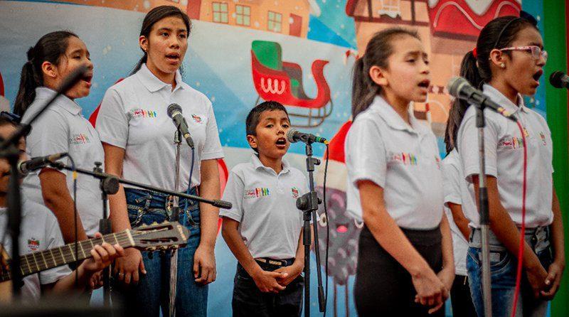 Hortifrut promueve la educación y la cultura en beneficio de cerca de 5,000 niños y jóvenes de comunidades de La Libertad