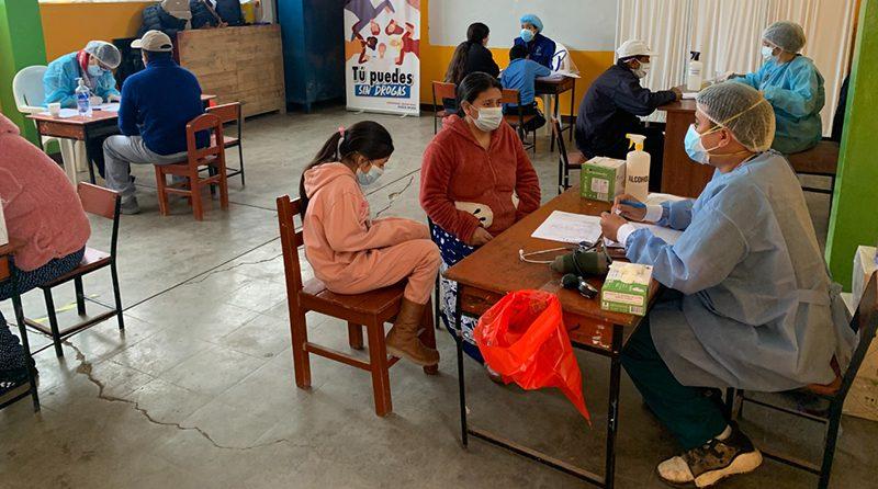 Virú S. A. realiza con éxito Campaña Médica Gratuita y descartes de Covid-19