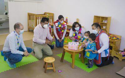La Libertad: Inauguran el más grande y moderno Cuna Más del país que beneficiará a 240 niños en Chao